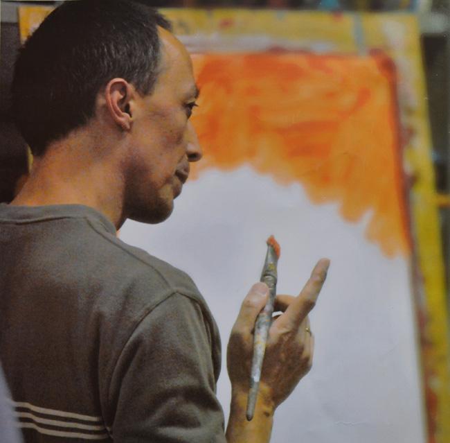 In atelier - Marcel Hartwig